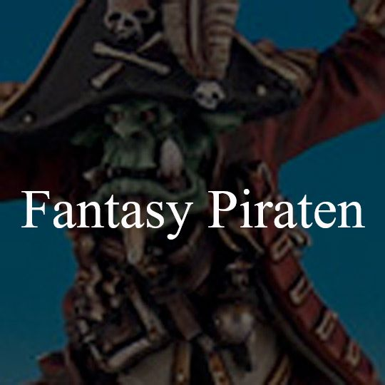 Fantasy Piraten Miniaturen