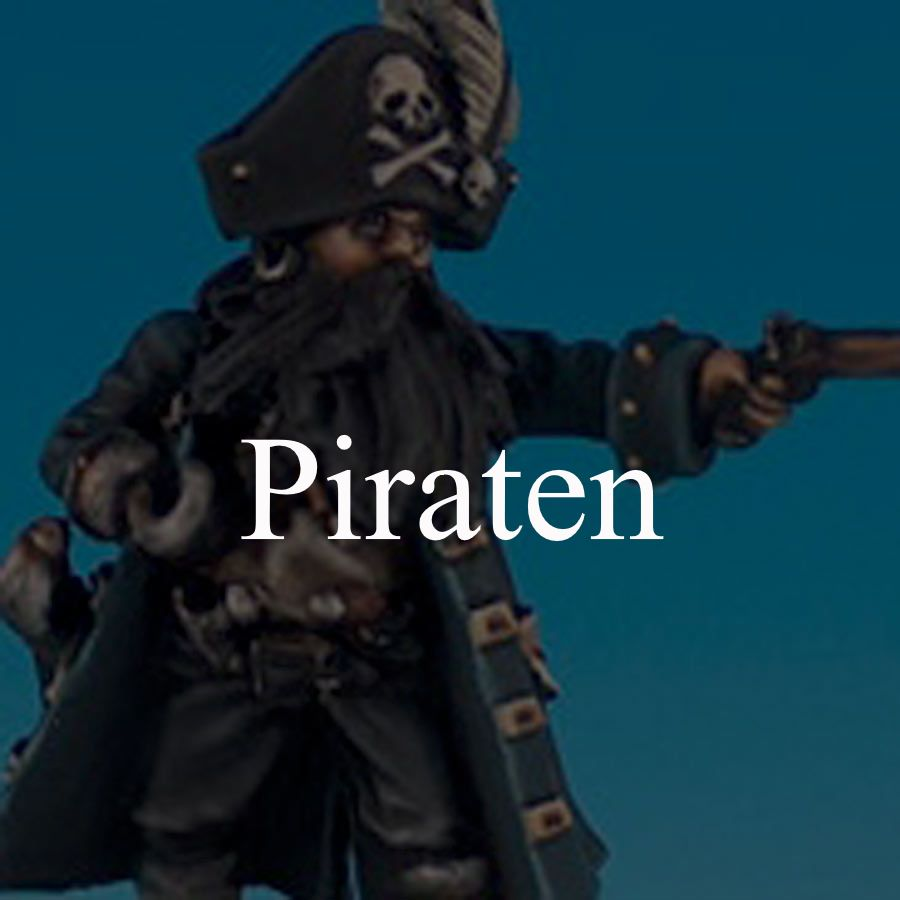 Piraten Miniaturen