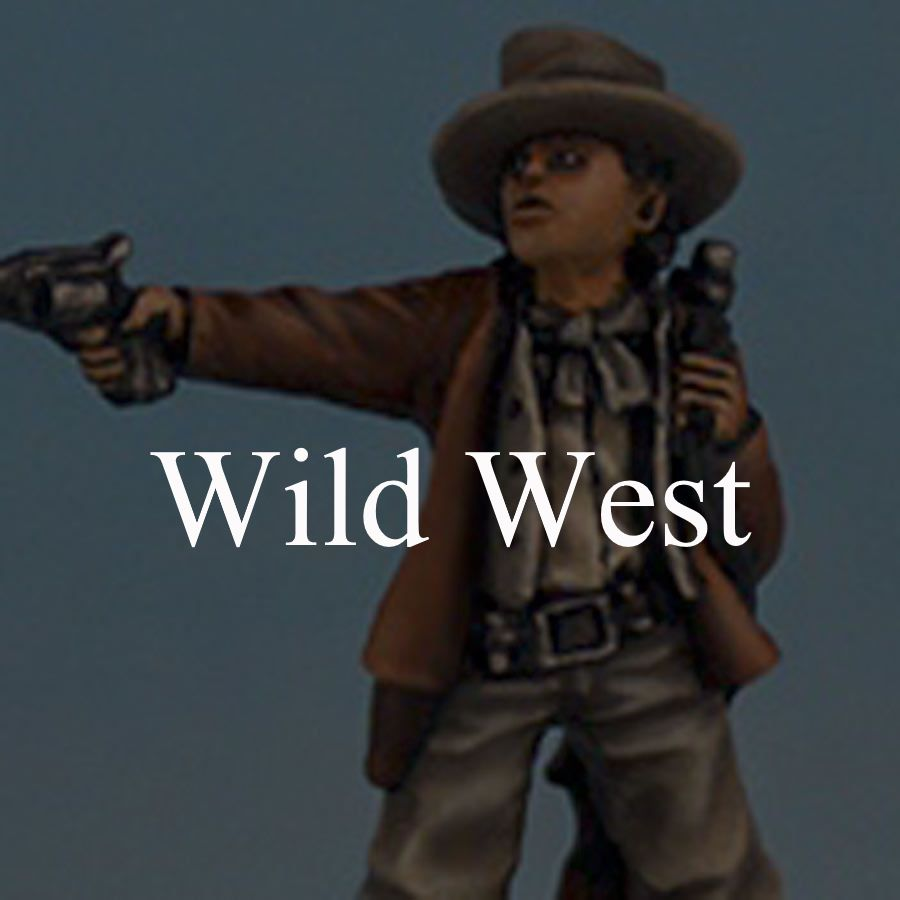 Wild West Miniaturen